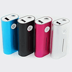 Powerbank microregistratori